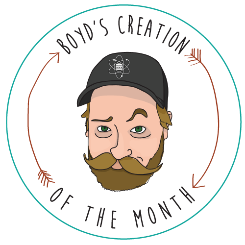 Creation of the month